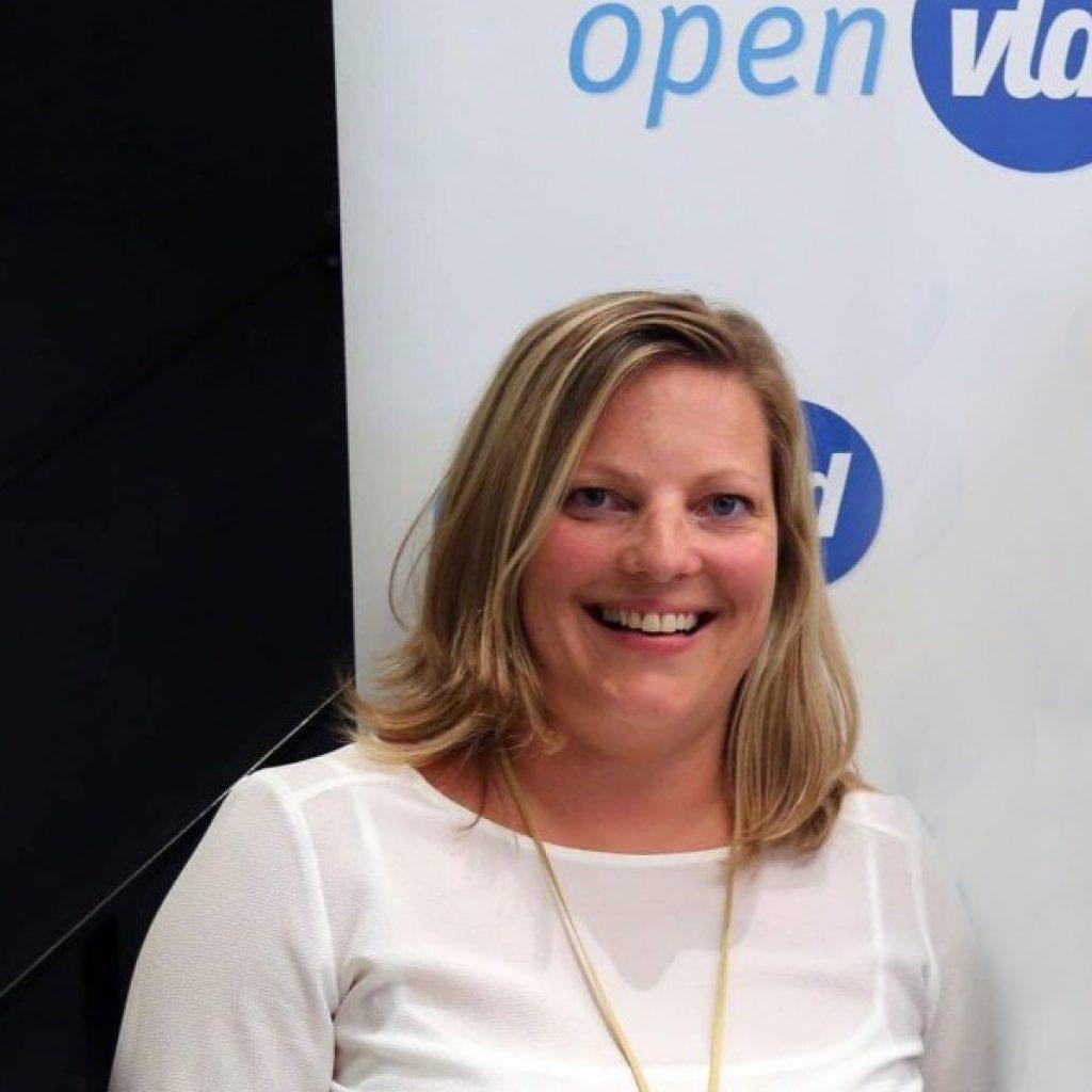 fractieleider Melissa Dooms over de geldautomaten