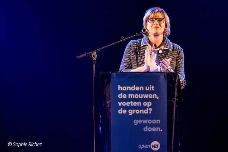 Kandidaat burgemeester Tania De Jonge