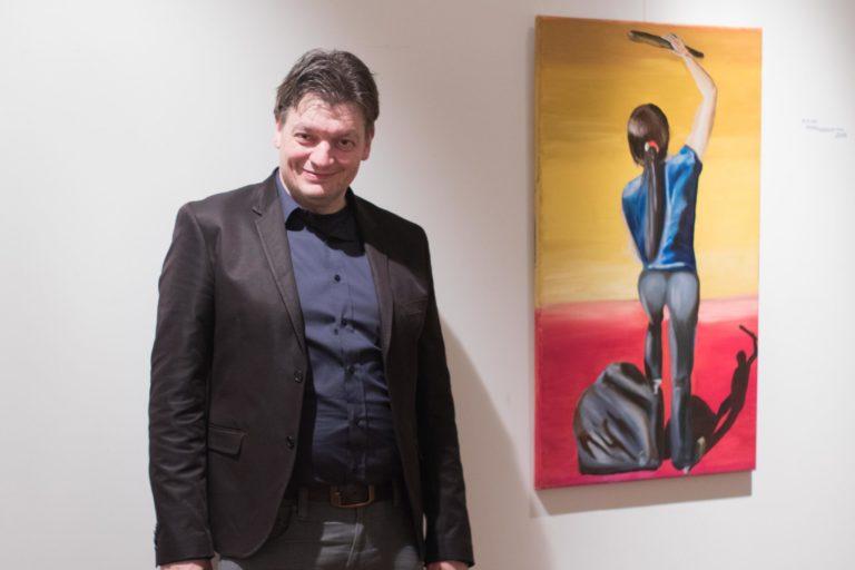 Tentoonstelling Hans De Smet
