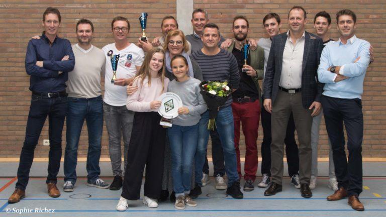 ©SoRi - Laureaten & genomineerden van de Ninofse Sportkrasjel 2018
