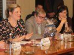Open VLD fractie Lierde tijdens de gemeenteraad