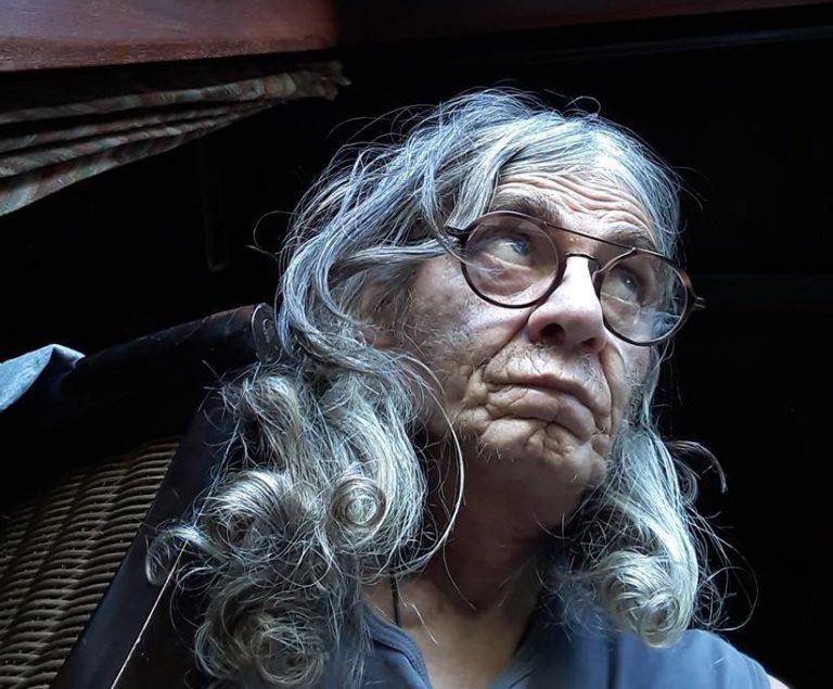 Kunstenaar Jo Van der Wulst