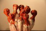 sculptuur van kunstenaar Jo Van der Wulst